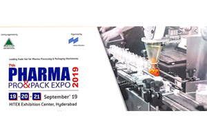 7th Pharma Pro & Pack Expo