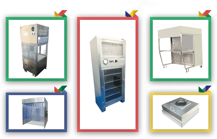 Laminar Airflow Workstations